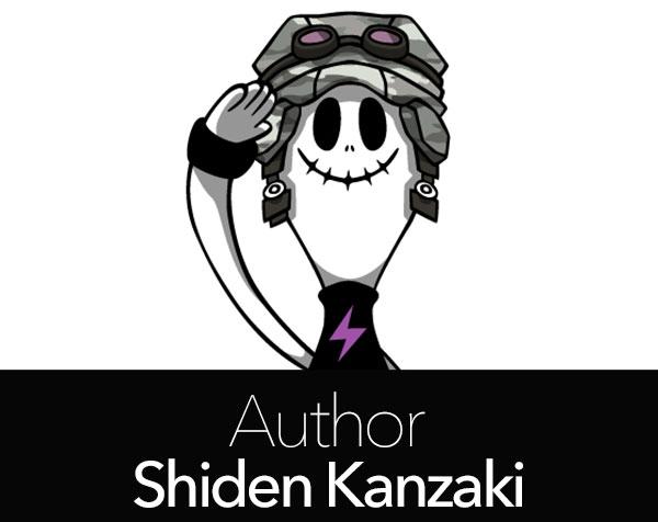 Special Guest: Shiden Kanzaki