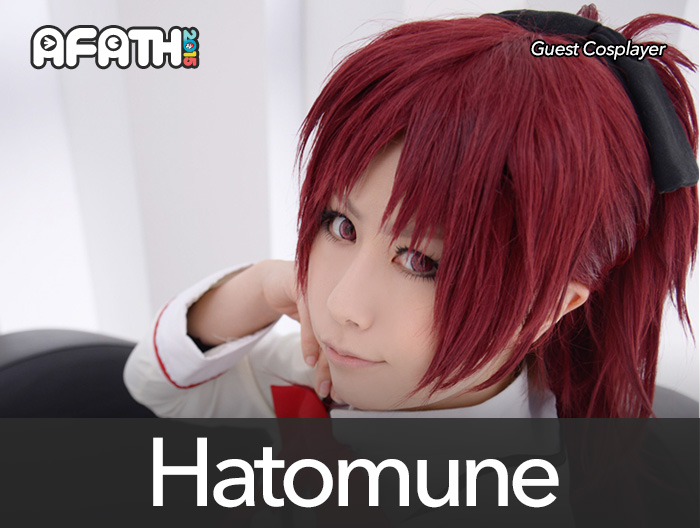 Guest Cosplayer: Hatomune