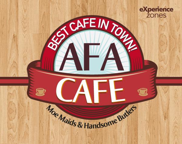 Experience Zones : AFA CAFE