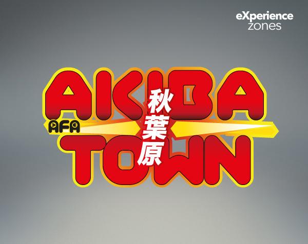 Experience Zones : AKIBA TOWN