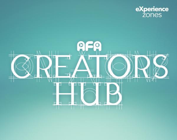 Experience Zones : CREATORS HUB