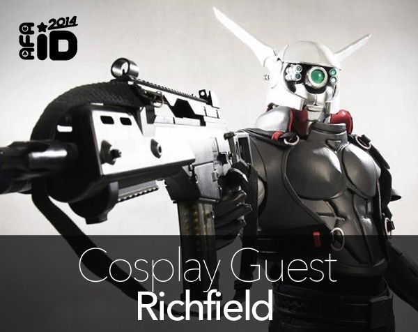 Richfield: Cosplay Special Guest