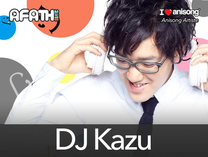 Anisong Artiste – DJ Kazu