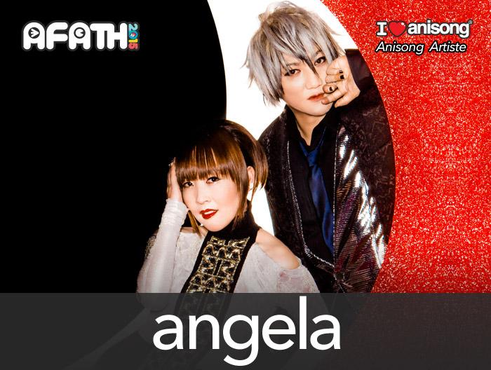 Anisong Artiste – angela