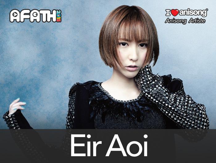 Anisong Artiste – Eir Aoi