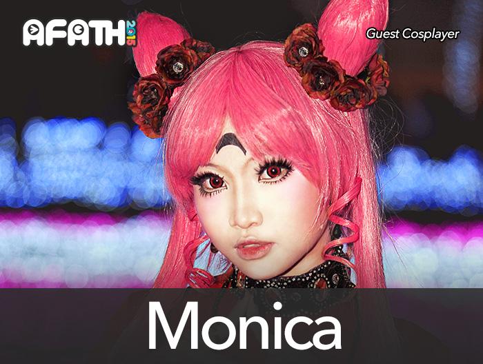 Guest Cosplayer: Monica
