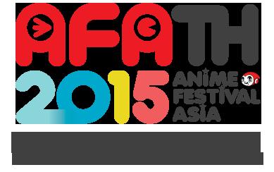 Anime Festival Asia Thailand 2015