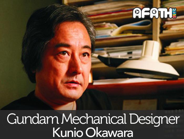 Special Guest: Kunio Okawara