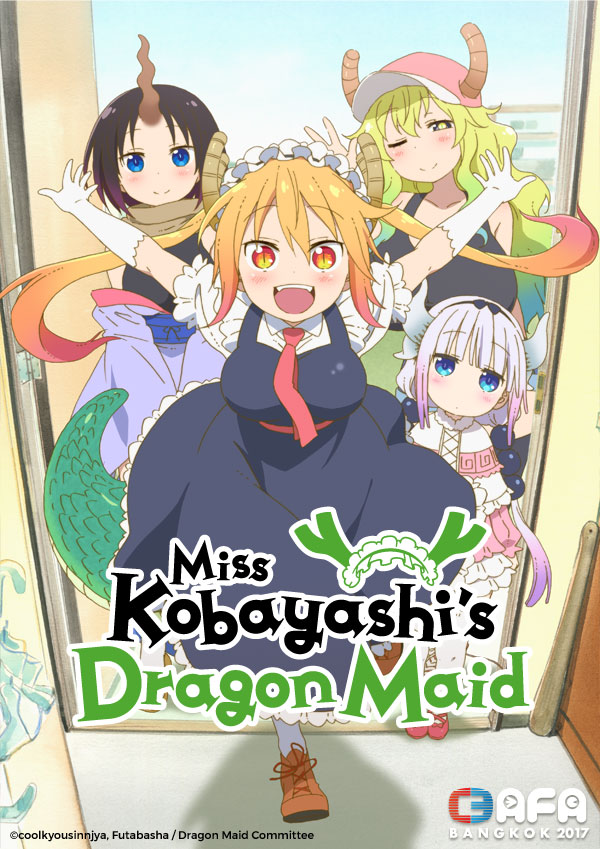 Miss Kobayashis Dragon Maid